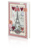 Office Supplies Je T'aime Embroidered Notebook Multi
