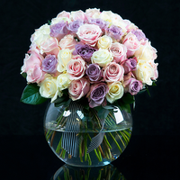 - Designer 50 Rose Bouquet