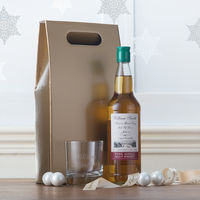 Birthday Gifts  - Personalised Malt Whisky & Tumbler
