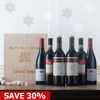 Personalised Prestige Red Wine 6 pack