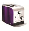 Accents Plum 2 Slice Toaster