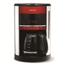 Accents Red Filter Coffee Maker