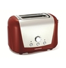 Toasters Accents Rose Red Plastic 2 Slice Toaster