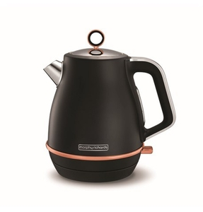 Electric Kettles  - Evoke Rose Gold and Black Special Edition Jug Kettle