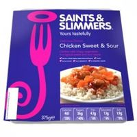 Diet  - Chicken Sweet and Sour (375g)