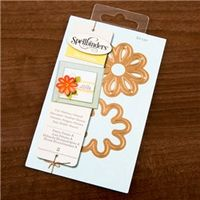 Arts & Crafts  - Spellbinders Shapeabilities Die Templates - Pretty Petals A