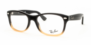 Glasses  - Ray-Ban Junior RB1528 3595 Black Yellow