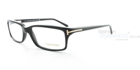 Glasses  - Tom Ford TF5005 0B5 Black