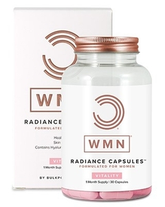 Hair,  Skin & Nails Supplement for Women,  WMN® Radiance Capsules™ 30