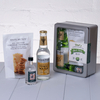 Hampers Dad's Emergency Gin & Tonic Kit with Crackers