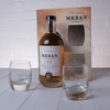 Hampers Mezan Extra Old Jamaican Rum Gift Pack with Glasses