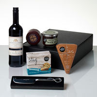 The Big Cheese Gift Hamper - Award Winning Cheese Selection