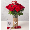 Flowers Luxury I Love You Gift