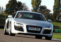 Experiences  - Audi R8 and Aston Martin Experience
