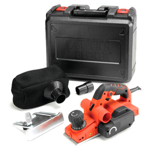 Hand Tools  - Black & Decker KW750K Electric Rebating Planer 82mm Width 750w 240v