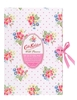 Cath Kidston Wild Rose Scented Drawer Liners x 5