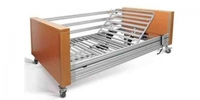 Beds  - 4ft Low Bariatric Bed (up to 41 Stone)