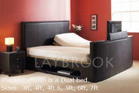 Beds  - Oxford Dual Adjustable TV Bed