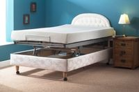 Beds  - Single Carers Lifting Bed