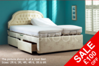 Beds  - Thornbury Dual Adjustable Bed