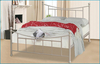 Beds Bristol Ivory - Single Bed
