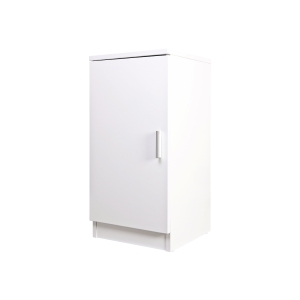 Furniture  - High Gloss Floor Cabinet - White