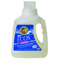 General Household  - Earth Friendly Ecos Laundry Liquid - 2.96 Litres