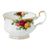 Old Country Roses Breakfast Cup