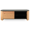 Alphason FW1350CB LO Finewoods TV Cabinet with Storage 1350mm in Light