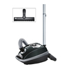 Cleaning Bosch BGL8AAAAGB Animal 360 Bagged Cylinder Cleaner in Black Silver