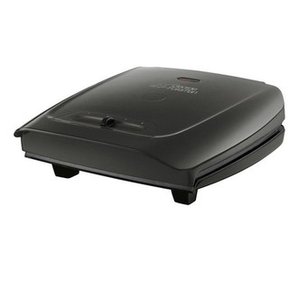Other Appliances  - George Foreman 18891 7 Portion Entertaining Health Grill in Black