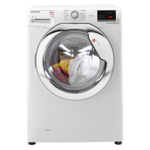 Washer Dryers  - Hoover WDXOC585C Washer Dryer in White 1500rpm 8kg 5kg A Rated