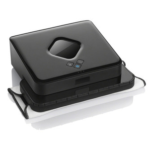 Electronic Gadgets  - iRobot BRAAVA 380T Advanced BRAAVA Floor Mopping Robot Cleaner in Blac