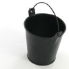 Metal Bucket Black
