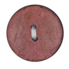 Vogue Star 30mm Two Hole Nut Button In Pink