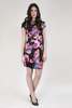 Women's Clothing Russian Floral Dress
