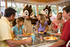 Tourist Attractions Disney Character Breakfast and Limousine Fun