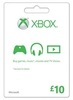 Video Games Xbox Live £10 Gift Card (UK ONLY)