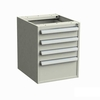ESD Cover plate for drawers on WB bench - 450mm wide