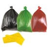 Natural Heavy Duty Bin Bags 90L - Box of 200 bags