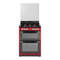 Cookers & Ovens  - New World NW601GDOLMETRED Gas & Dual Fuel Cookers