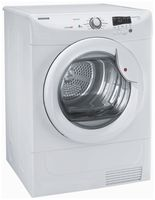 Tumble Dryers  - Hoover VHV781C Vented Tumble Dryer White