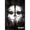 Art Call Of Duty Ghosts Skull Maxi Poster