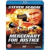 Mercenary For Justice Blu-ray