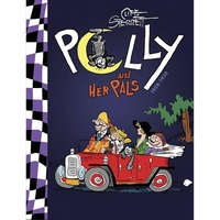 Books  - Polly & Her Pals Complete Sunday Comics: Volume 2: 1928-1930