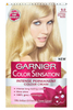 Garnier Color Sensation Intense permanent Color Cream 9.0 Luminous Very Light Blonde