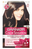 Garnier Color Sensation Intense Permanent Colour Cream 3 Prestige Black