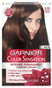 Garnier Colour Sensation Intense Permanent Colour Cream - 4.30 Mysterious Brown
