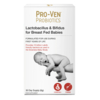 Proven Probiotics Lactobacillus & Bifidus For Breast Fed Babies 30 Day Supply