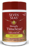 Seven Seas Simply Timeless Omega-3 Fish Oil Plus Cod Liver Oil 60 One a Day Capsules
